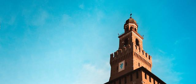Sforza Castle - Milano