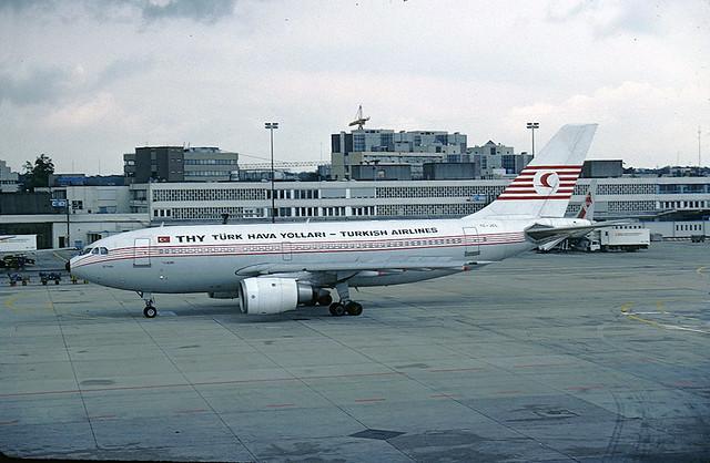 TC-JCL Airbus A310 THY Turkish