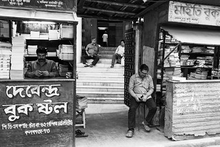 Book Sellers, College Street | Kolkata