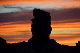 Roques de Garcia after dark, Teide National Park, Tenerife, Canary Islands | by BuzzTrips