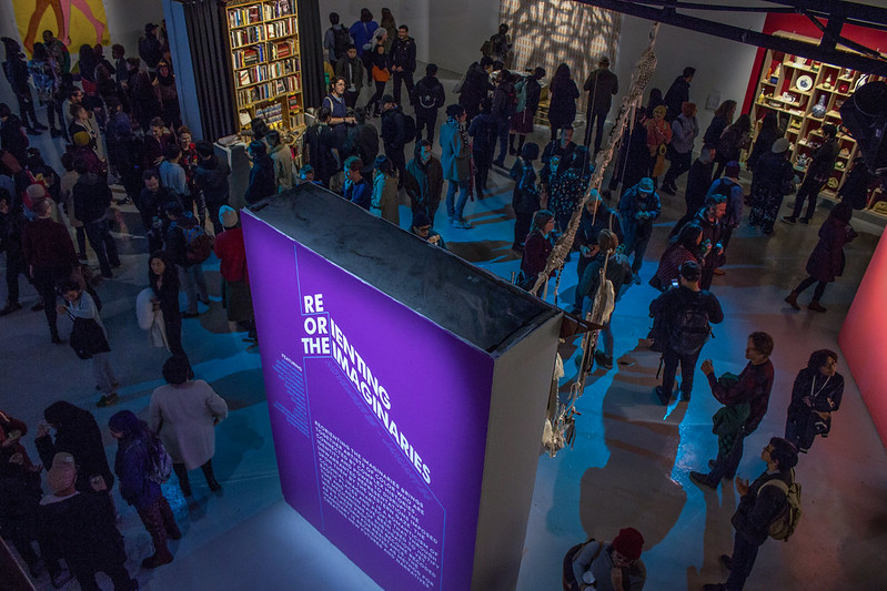 Reorienting The Imaginaries Opening Reception
