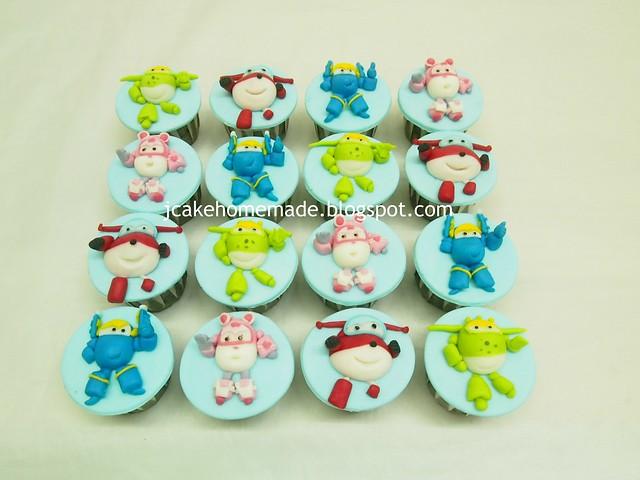 Super Wing cartoon birthday cake 超级飞侠 蛋糕