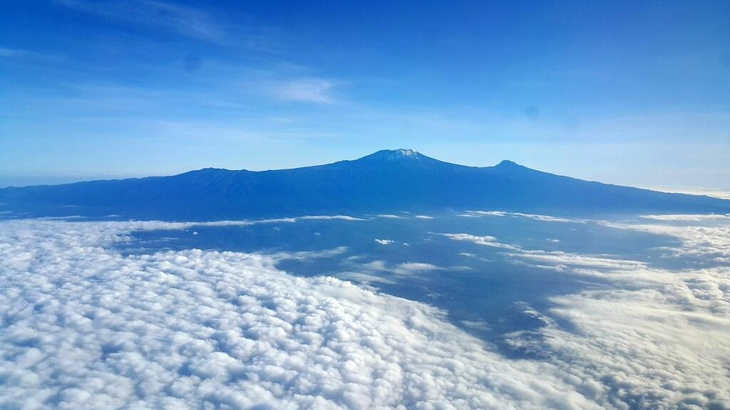 Volcanic Cones of Mount Kilimanjaro