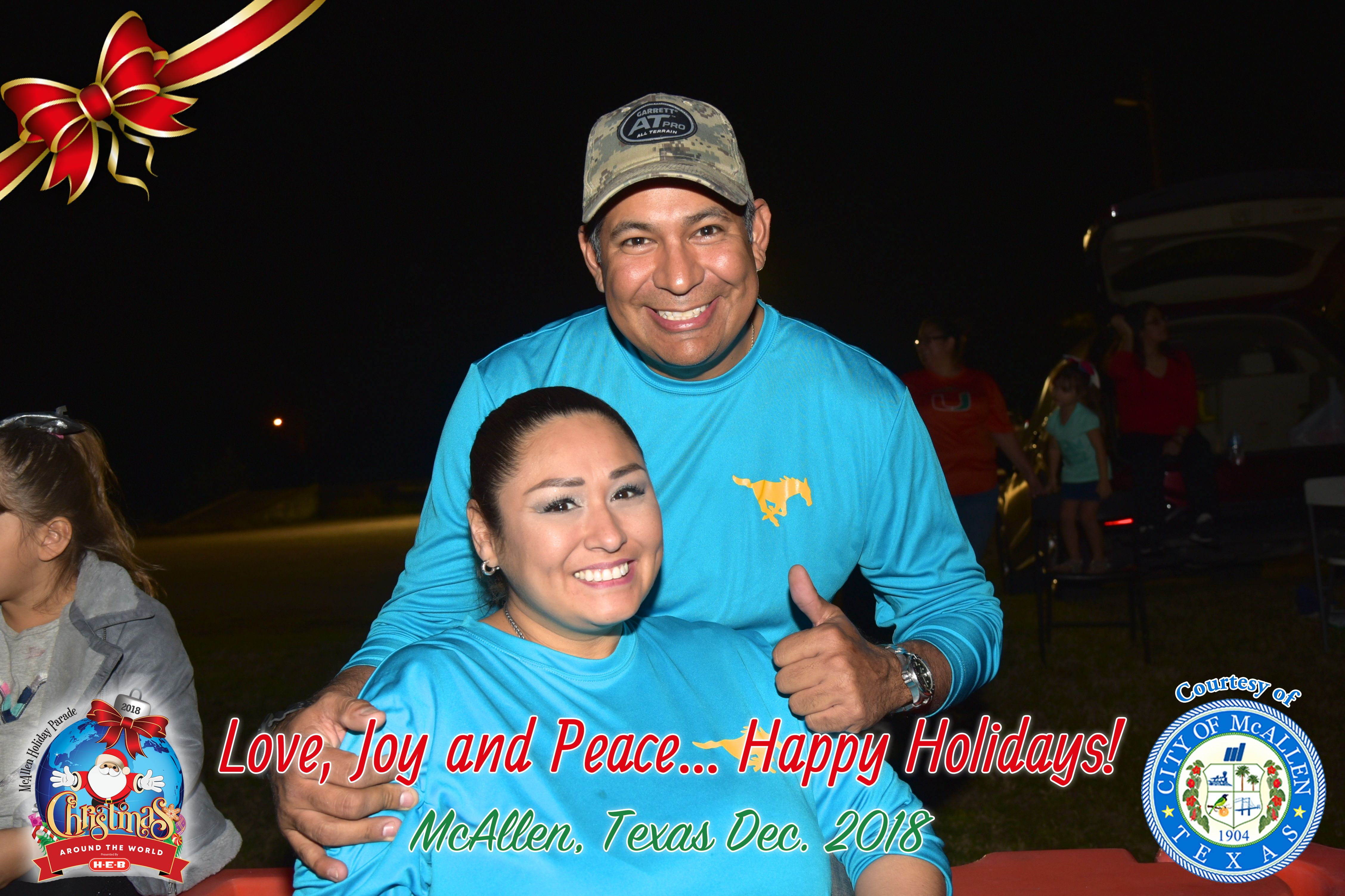 McAllen Holiday Parade 2018 — Part 8