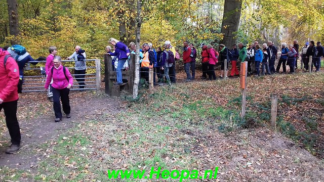 2018-11-07               Baarn SOP           25 Km  (53)