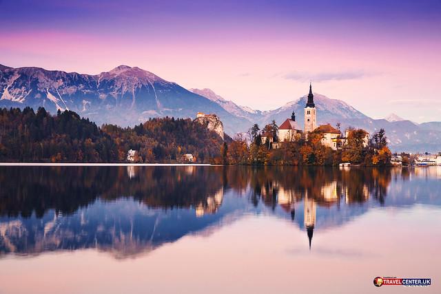 Autumn in Slovenia, Europe
