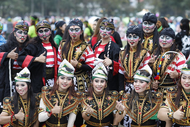 Indonesian Dance Troupe
