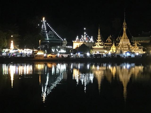 Wat Chong Klang Mae Hong Son (Northern Thailand 2018)