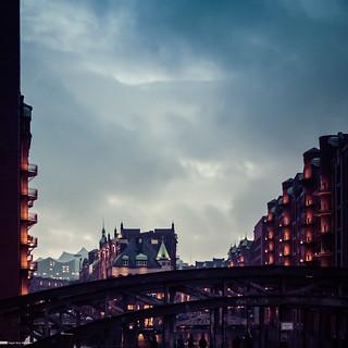 Alternativer Blick auf die Elbphilharmonie 01