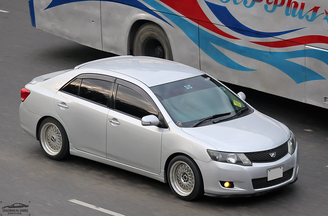 Toyota Allion T260, Bangladesh.