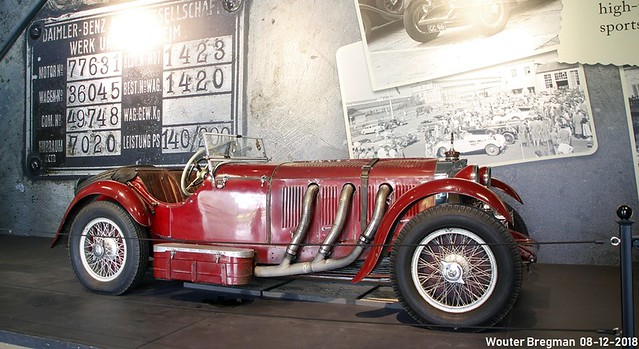 Mercedes-Benz SSK 1929