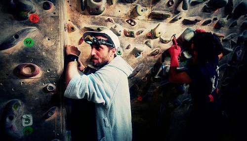 Fantasyclimbing corso di arrampicata il deposito di zio Paperone 15