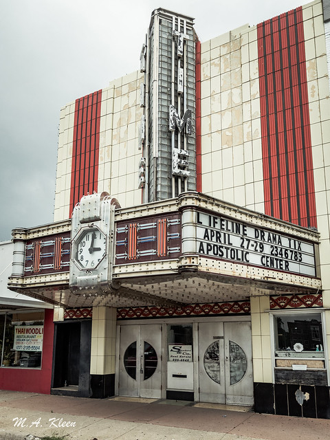 Time Art Deco Theater