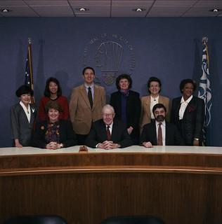 Seattle City Council, 1992
