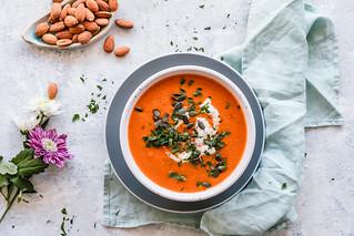 Tomato Pumpkin Soup   by ella.o