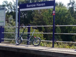 Barrow Haven Station.