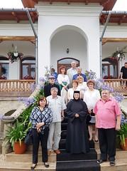 la Mănăstirea Varatic