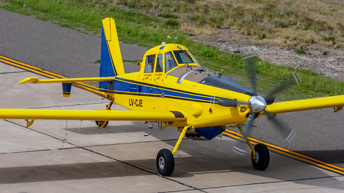 LV-CJE - Air Tractor AT-802 - Private owner | by Julio César Rodríguez