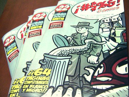 ¡#$%&! cómics