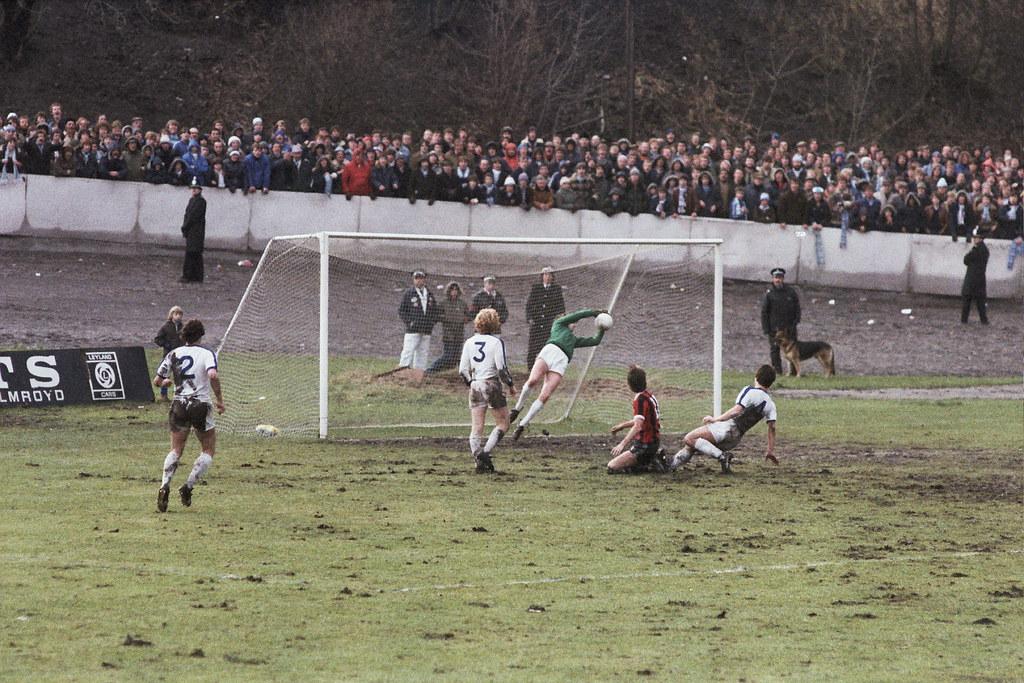 05-01-1980 Halifax Town 1-0 Manchester City (FAC3) John Kilner saves again