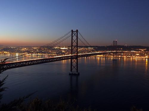 Lisbona (Portogallo) - Ponte XXV Aprile