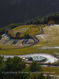 Andorra camis & rutes, Encamp, Vall d'Orient, Andorra
