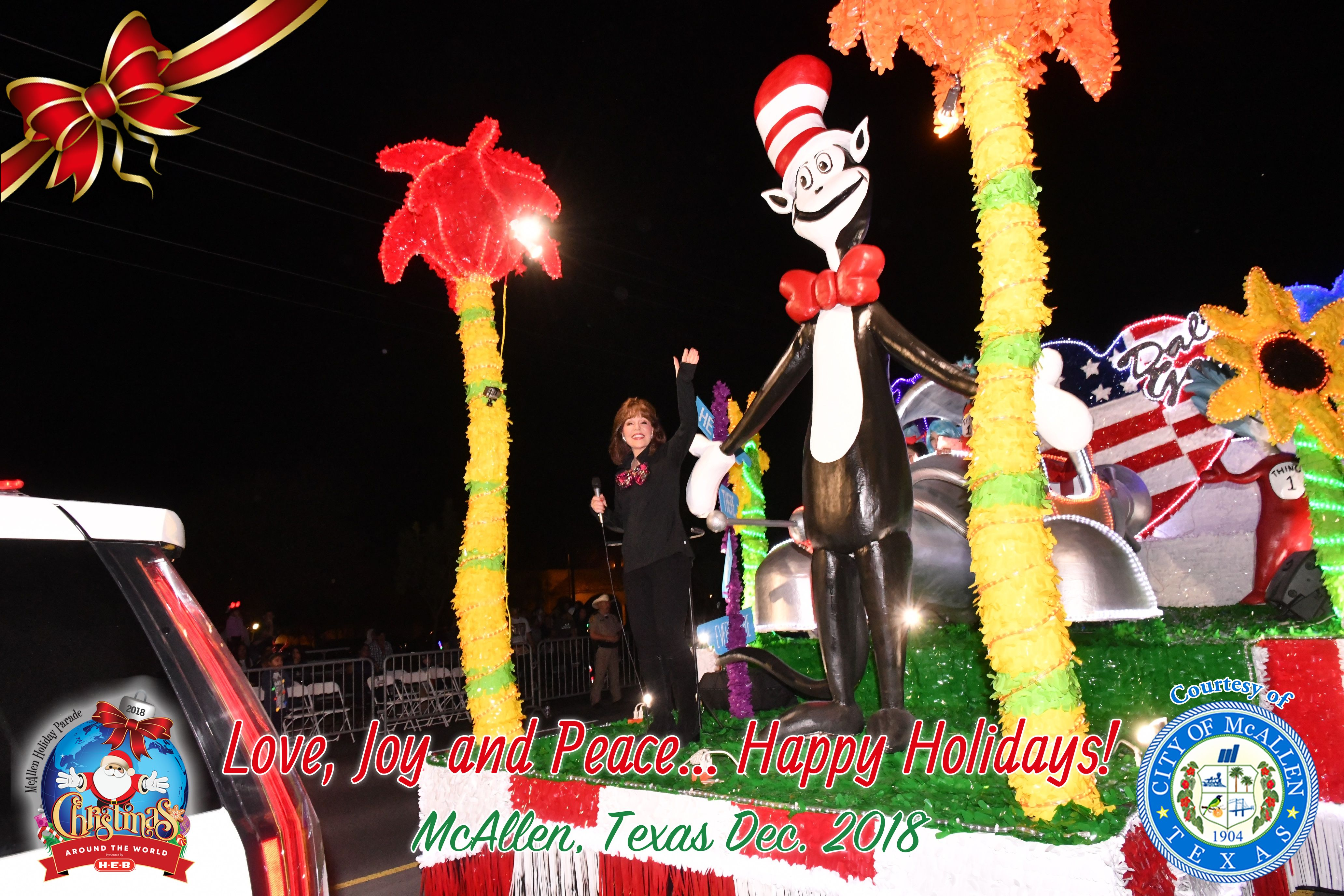 McAllen Holiday Parade 2018 — Part 2