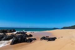 Strand Kauapea Kauai Hawaii