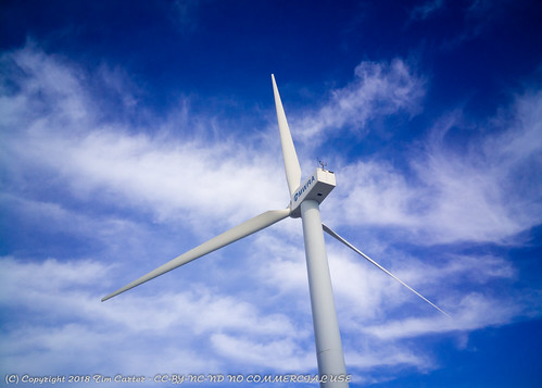 Deer Island wind turbine | by streamingmeemee (Tim Carter)