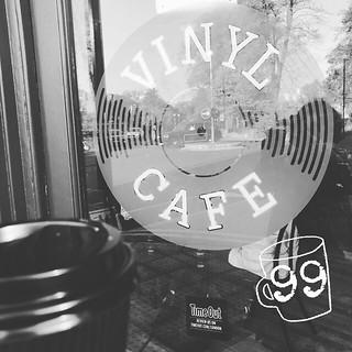 Vinyl Cafe | by princessdeia