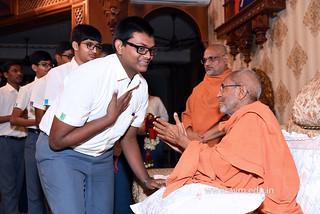 Std-10-11-12-visit-to-Haridham-for-Swamishree's-Blessings-(93) | by Atmiya Vidya Mandir