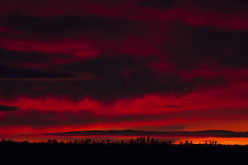 red sunrise dawn morning sky clouds mareeareveleyphotography mareeareveley