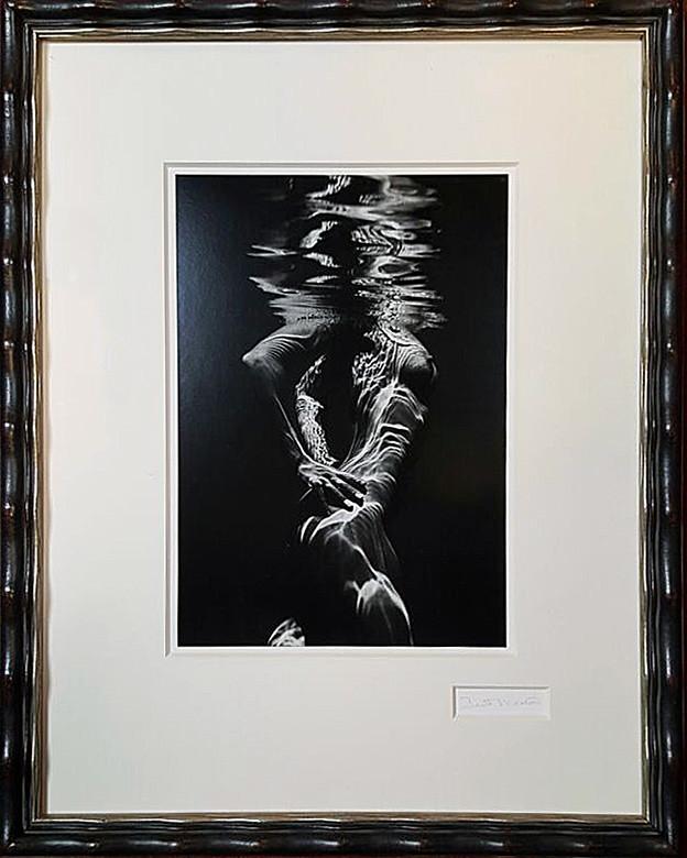 Original Brett Weston, gelatin silver print