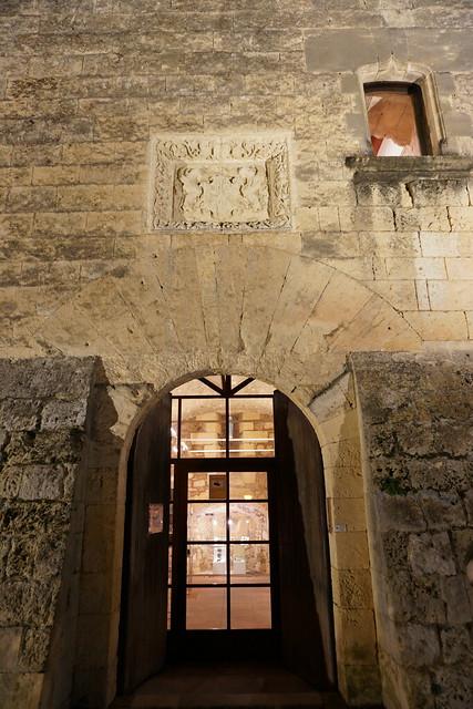 Entrada de la Torre Vella de Salou