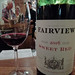 Fairview Wine Tasting