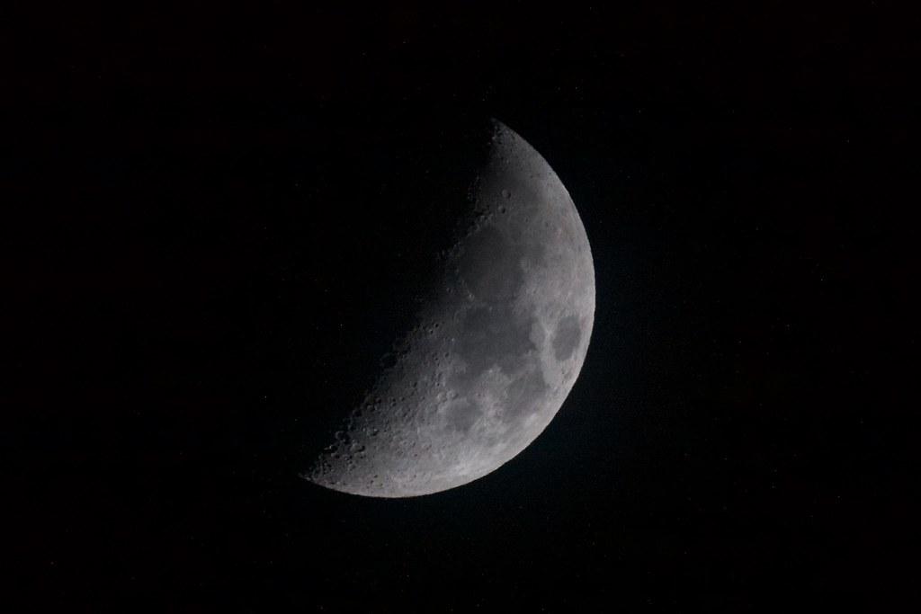 Moon, December 2018