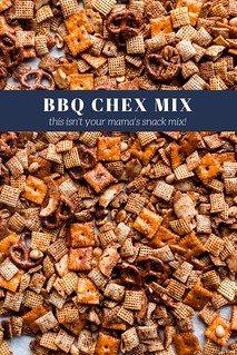 BBQ Chex Mix | by Smells Like Home
