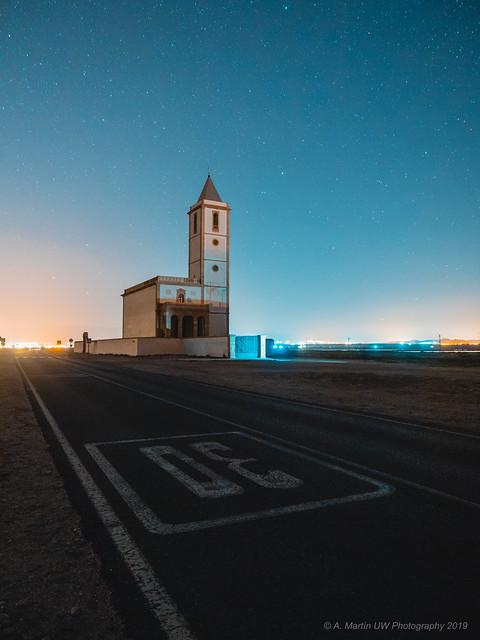Iglesia de las Salinas (Cabo de Gata)