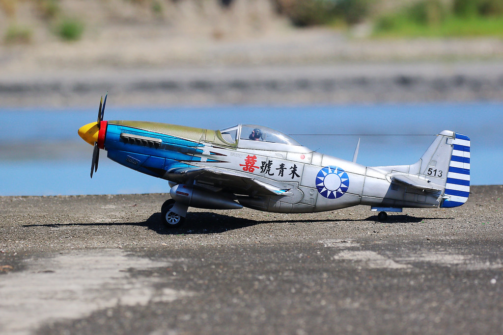 North American P-51 Mustang, Republic of China Air Force