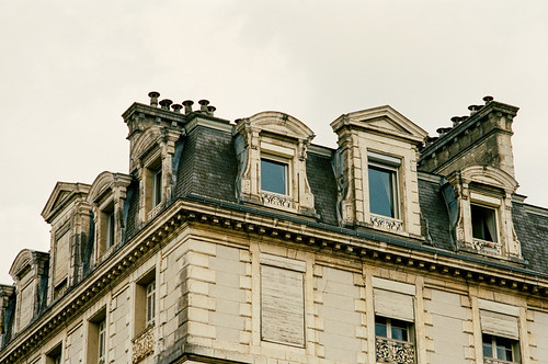 Looking Up in Bordeaux | by Austin Beeman