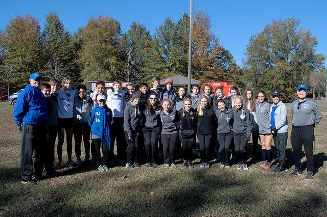 AHSAA XC State Championship 2018