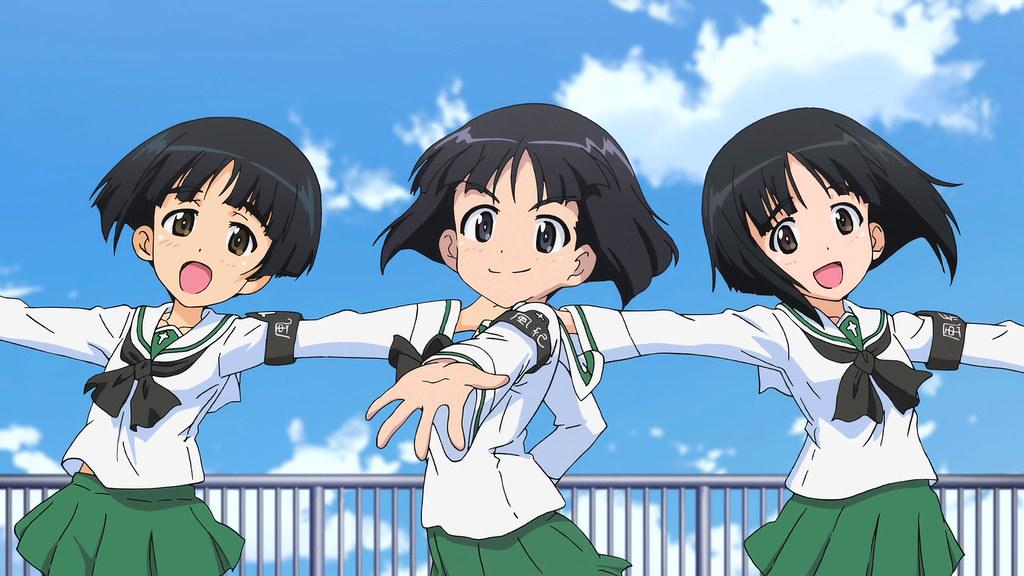 181118(2) – 確定2019年6月15日上映、少女與戰車OVA系列《ガールズ&パンツァー 最終章》第2話海報出爐!