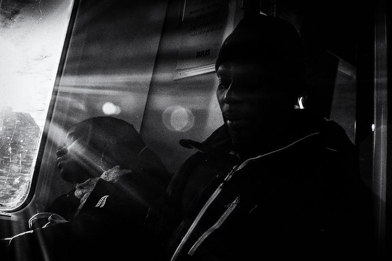 Subway fatigue