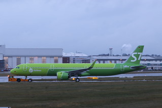 A321neo S7 - Siberia Airlines VQ-BGR | by XFW-Spotter