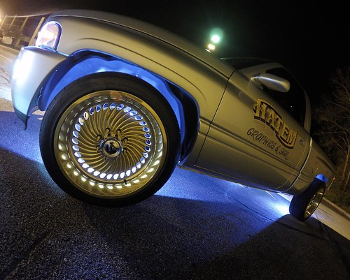 LED Wheel Ring | ORACLE Lighting