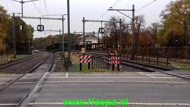 2018-11-07               Baarn SOP           25 Km  (102)