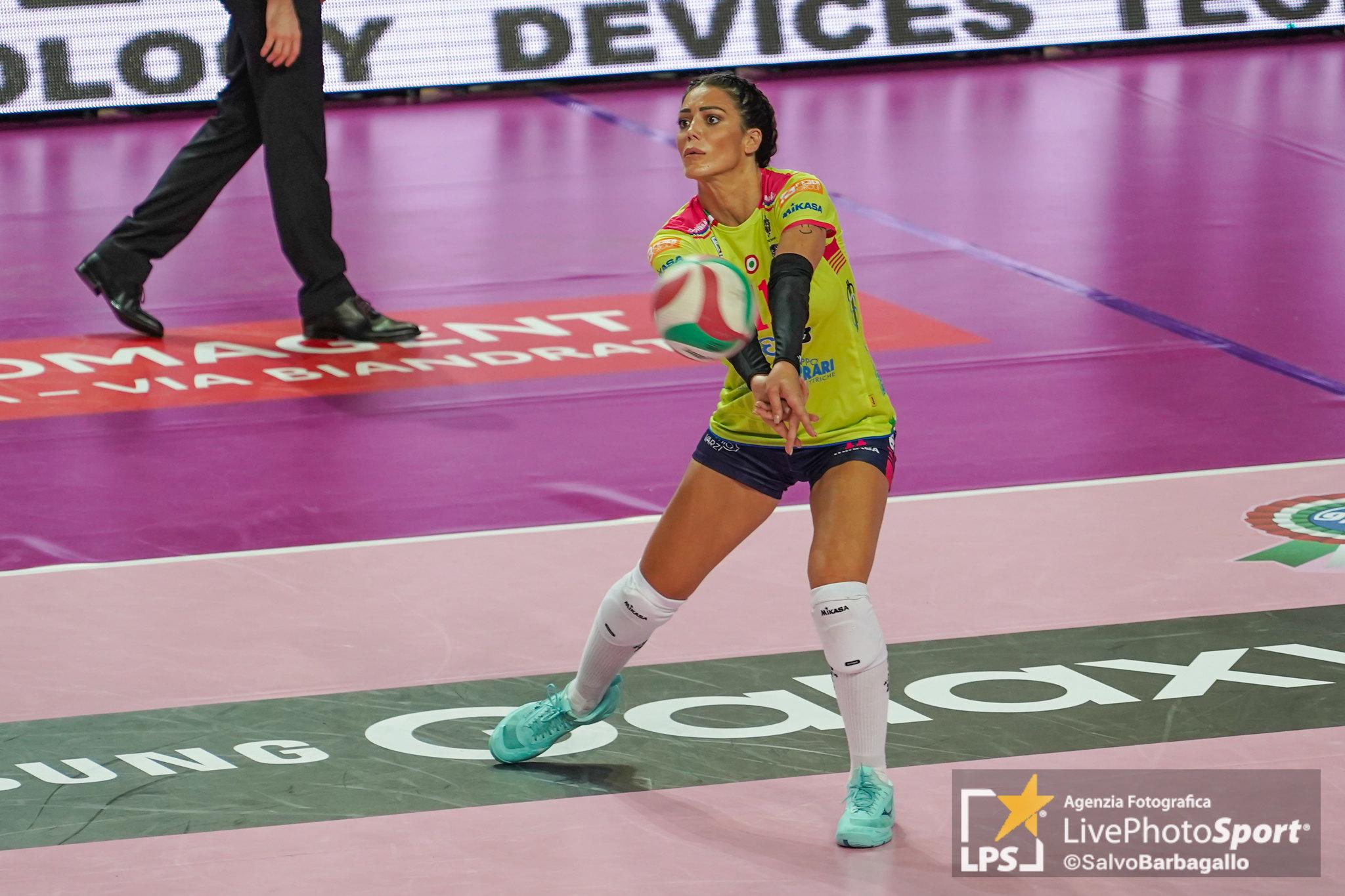 Volley Serie A1 Femminile 2018/2019 - Igor Gorgonzola Novara vs Banca Valsabbina Millenium Brescia