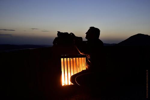 sunset atardecer silueta silhouette contraluz contraste backlighting contrast lowlight hightiso light darkness dark bluehour nikon d850 24120f4gvr