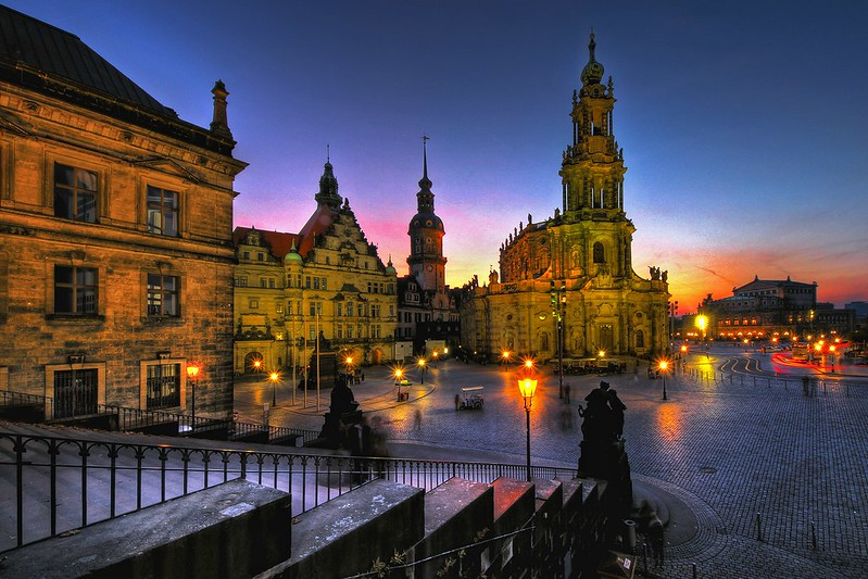 Kath. Hofkirche Dresden