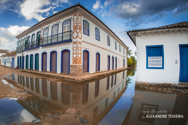 Centro Histórico de Paraty - Rio de Janeiro.